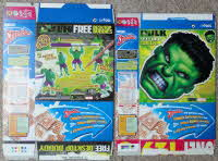 for sale 2003 Shreddies Hulk Mask (2)