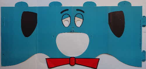 1964 Coco Pops Huckleberry Hound Mask (7)