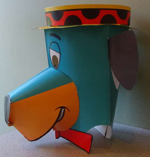1964 Coco Pops Huckleberry Hound Mask (9)