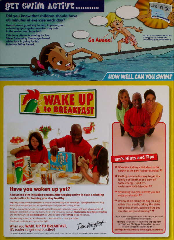 2007 Coco Pops Wake up to Breakfast