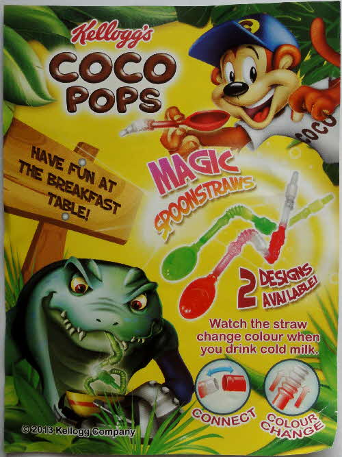 2013 Coco Pops Magic Spookstraw (1)