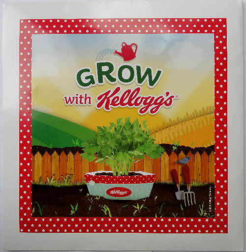 2015 Coco Pops Grow with Kelloggs Kit (1)