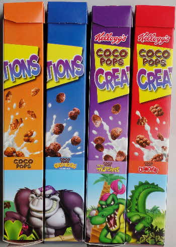 2006 Coco Pops Creation Pack (5)