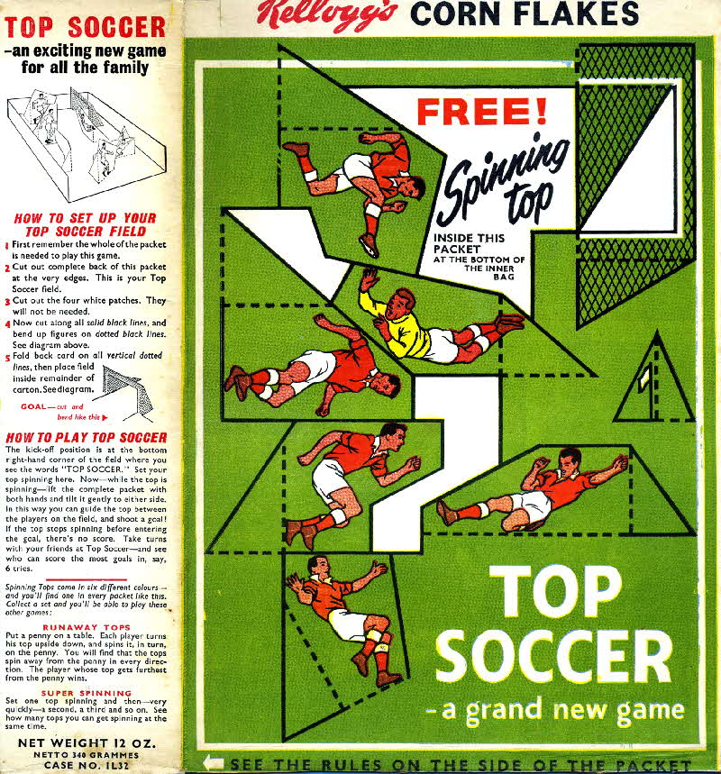 1958 Cornflakes Spinning Top Soccer Game (2)
