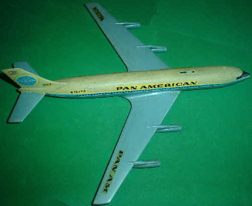1959 Cornflakes Pan Am Jet Clipper (3)