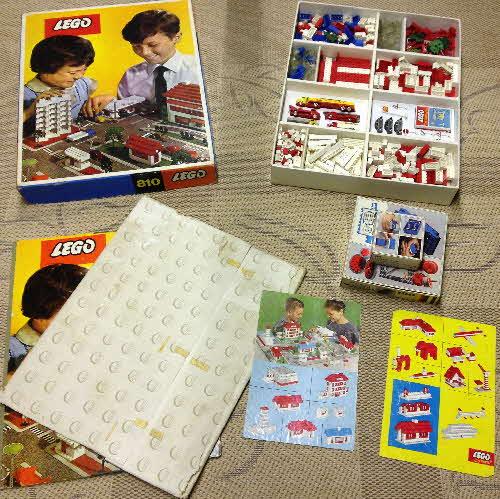 1967 Cornflakes Lego Town Competition prizes (2)