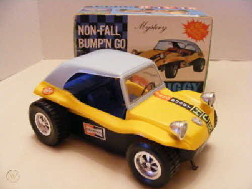 1970s Cornflakes Beach Buggy