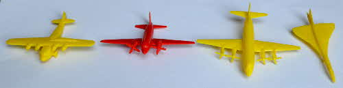 1985 Cornflakes Airliner Model Kits 2 (2)