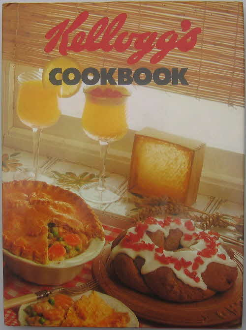1985 Cornflakes Cookbook