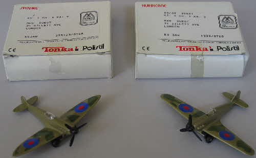 1993 Cornflakes Battle of Britain collection - planes2