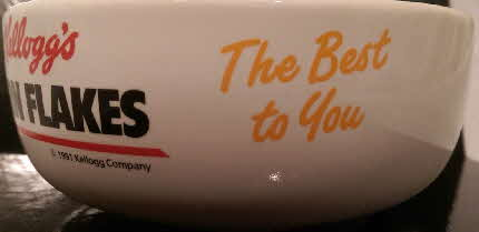 1991 Cornflakes Cereal Bowls (betr) (1)