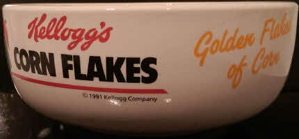 1991 Cornflakes Cereal Bowls (betr) (2)