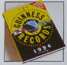 1993 Cornflakes Guinness Book of Records 3 small