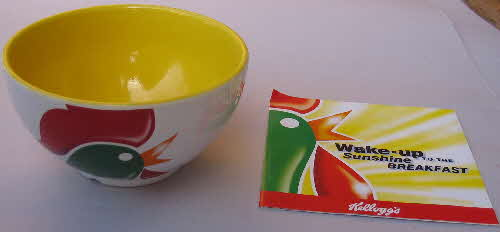 1999 Cornflakes Wake up Collection - bowl (2)
