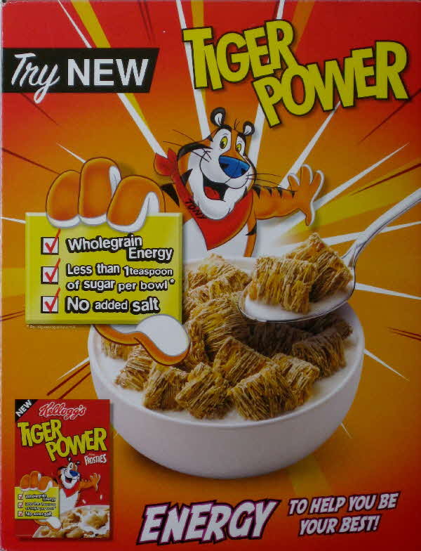 2006 Cornflakes Tiger Power