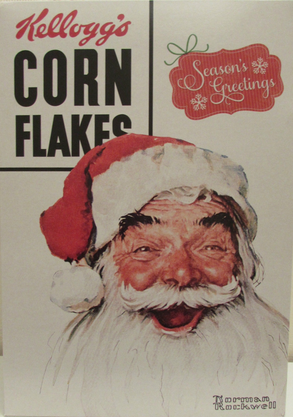 2014 Cornflakes Special Edition Packet