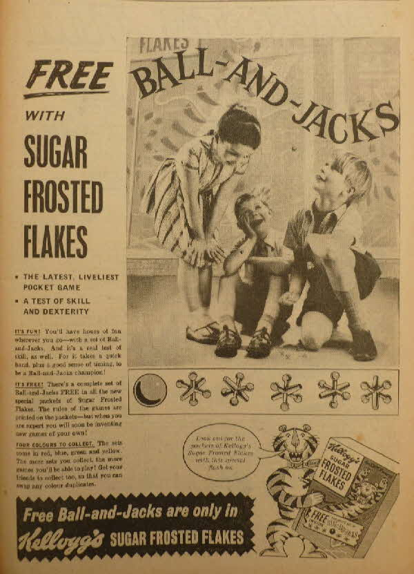 1959 Frosties Ball and Jacks1