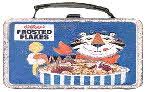1960s Frosties Lunch box (betr)1 small