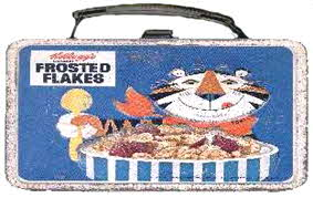 1960s Frosties Lunch box (betr)