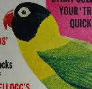 1966 Frosties 3D Tropical birds colour (2)1 small