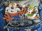 1970s Frosties Car Bedspread1 small