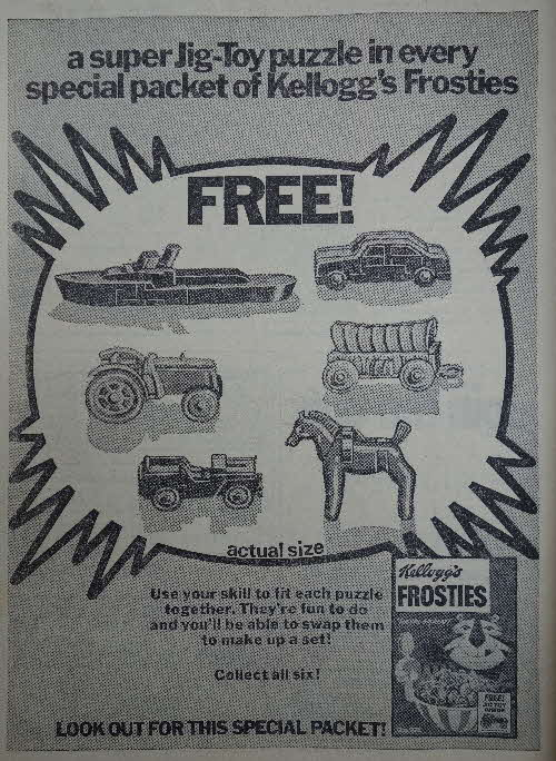 1970 Frosties Jigtoys1