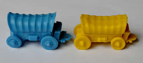 1970s & 1959s  Jigtoy Wagon variation (1)