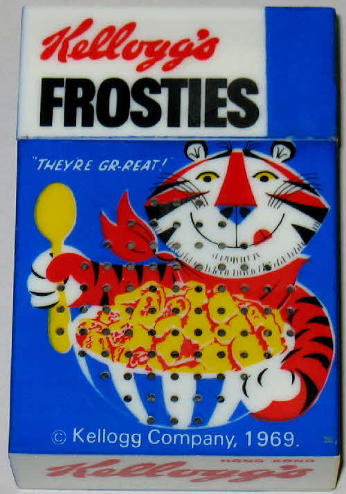 1977 Pocket Radio issued in Kelloggs Frosties