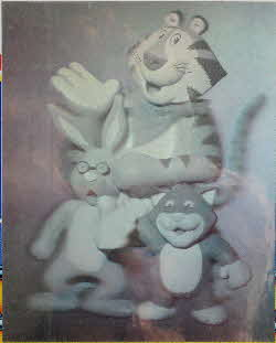 1989 Frosties Tony Tiger Holograms (1)