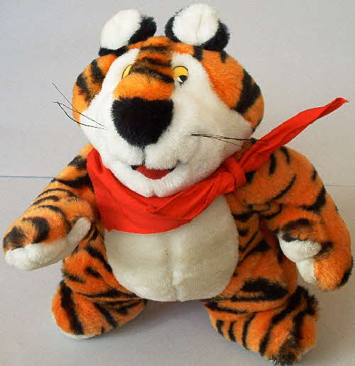 1991 Frosties Soft Toy