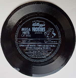 1990 Frosties Mega Hits Records (1)