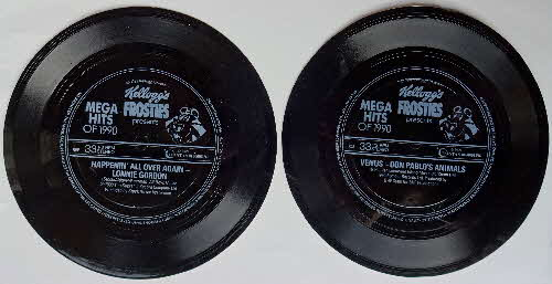 1990 Frosties Mega Hits Records (2)