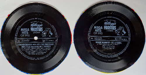 1990 Frosties Mega Hits Records (3)