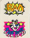 1992 Frosties Day Glo Stickers2 small