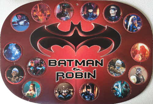 1997 Frosties Batman Discs (1)
