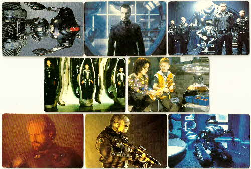 1998 Frosties Lost in Space 3D Action Cards (1)