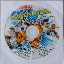 1999 Frosties Misson Nutrition CD Rom game2 small