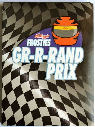 2003 Kelloggs Promotional Frosties Grand Prix Racing Game (1)