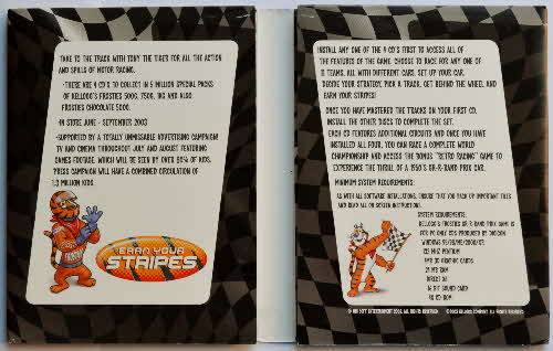 2003 Kelloggs Promotional Frosties Grand Prix Racing Game (2)