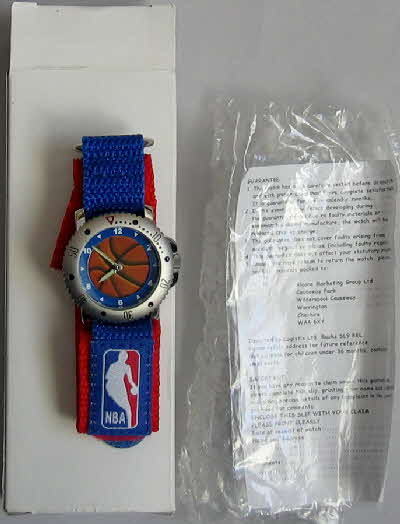 2000 Frosties NBA All Star Giveaway Competition - watch