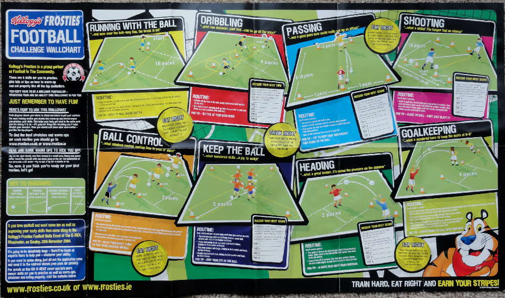 2004 Frosties Football Wallchart Challenge (1)