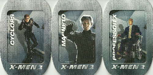 2003 Frosties X Men 2 Tags (1)
