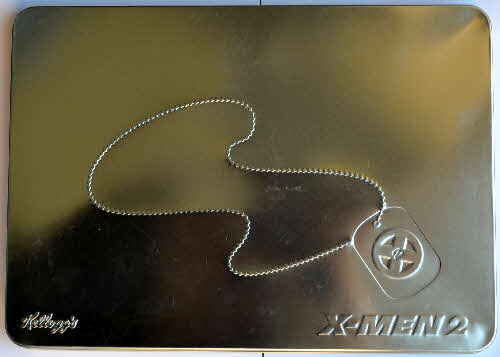 2003 Kelloggs Promotional X Men 2 Tags (1)