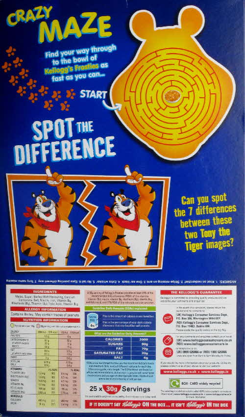 2010 Crazy Maze & Spot the Difference (2)
