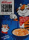 2014 Frosties Fashion Flakes Anita Hindmarch pack - front and b