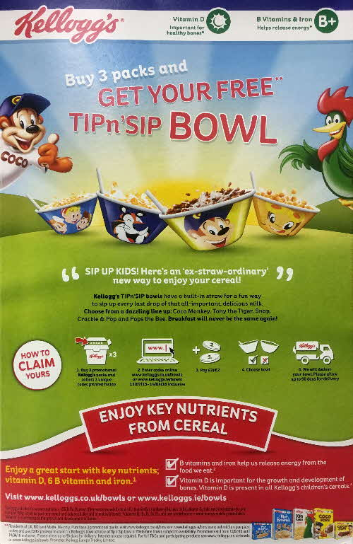 2015 Frosties Free Cereal Bowl (4)