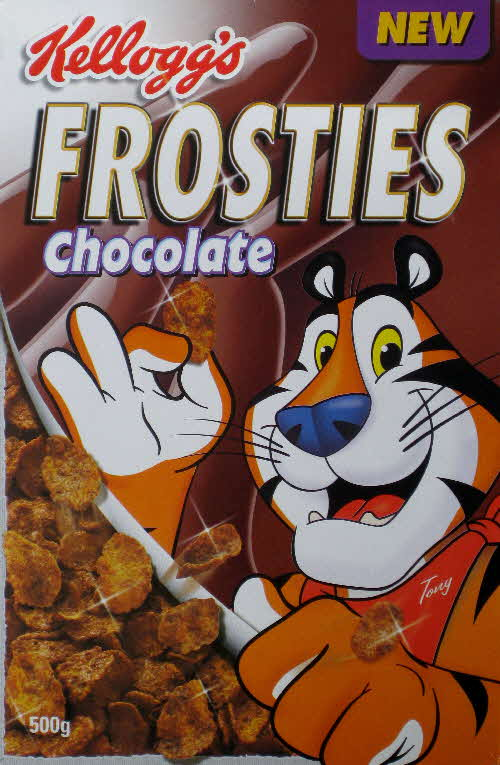 2002 Chocolate Frosties front New