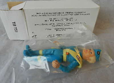 1993 Honey Nut Loops Thunderbirds Action figures - Alan