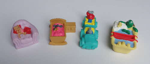 1997 Rice Krispies Teeny Weeny Families loose (1)