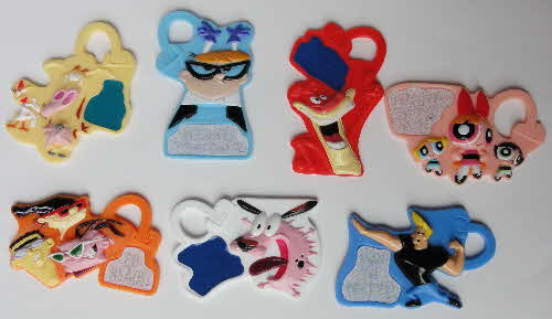 2002 Honey Loops Cartoon Network Tags (2)